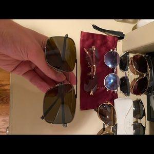 Salvatore Ferragamo Accessories - Salvatore Ferragamo sunglasses.